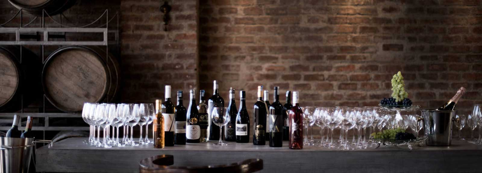 Certified Wine Tasting courses and workshops